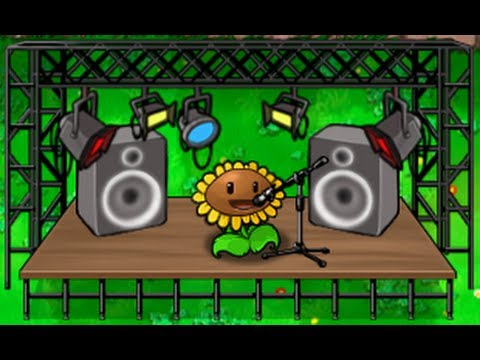 Plants vs zombies all songs