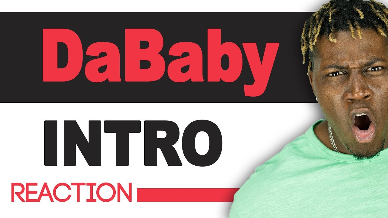 Intro dababy reaction