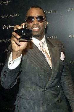 Diddy cologne