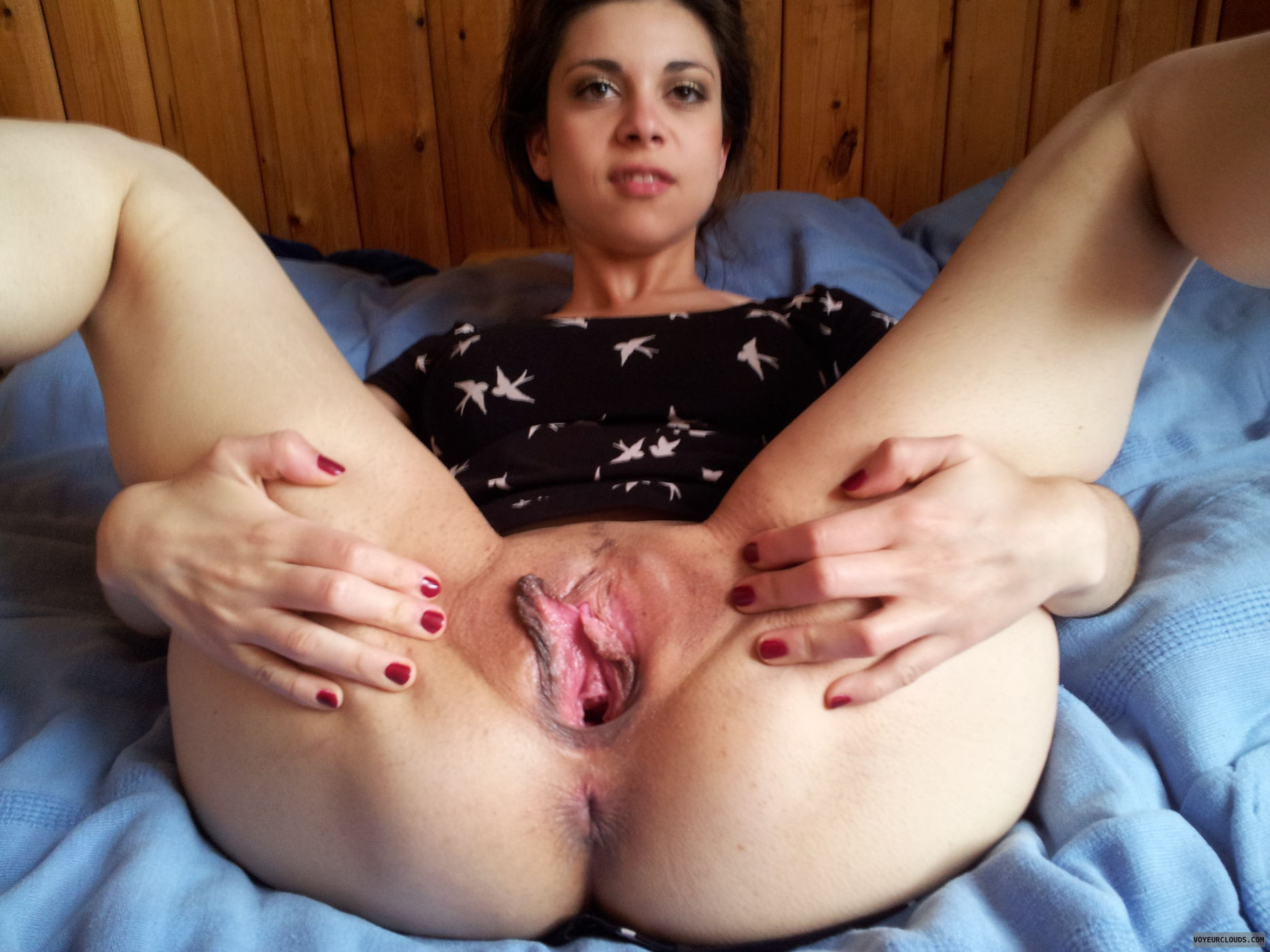 Real amateur pussy pics