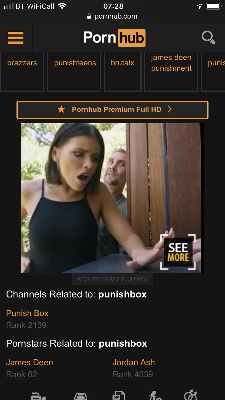 Find that porn ad