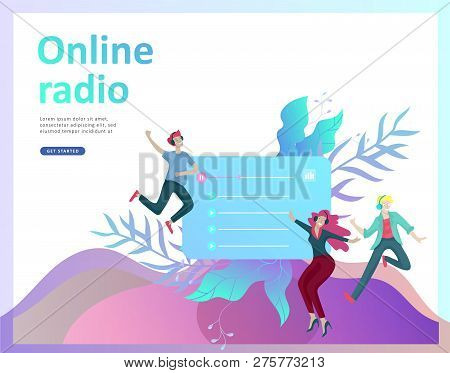 Listen to dance music online for free